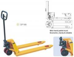 Cart hydraulic manual rokla rokhlya