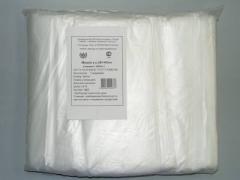Продадим мешки из пищевого полиэтилена размером 600ммХ1100мм, всего 95000 шт. по 46 коп./шт.