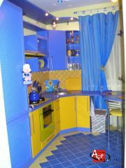 Кухни в Феодосии от производителя на заказ