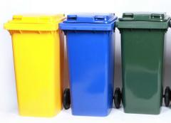 Containers garbage for MSW (120 l)