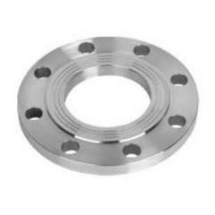 Flange welded