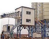 Concrete plants, equipment for concrete mixing