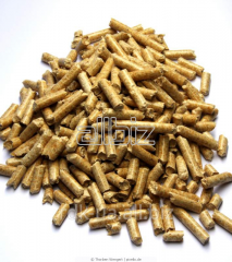 Fuel pellets from pod
