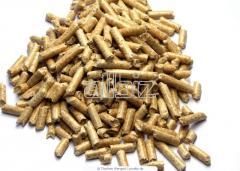 Грануллы - пеллеты из лузги подсолнечника