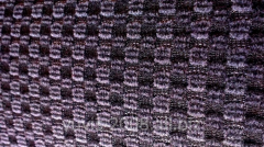 Automobile fabric Don on foam rubber