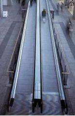 Эскалаторы, траволаторы, движущиеся лестницы  Otis