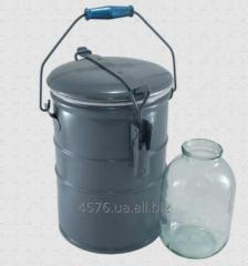 Thermos food on 10 l