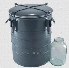 Thermos food on 30 l