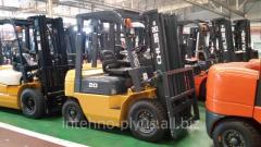 Diesel loader of CPCD20-XC5KC (new HELI brand)