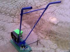 Manual vegetable seeder single-row Ukraine (N-4