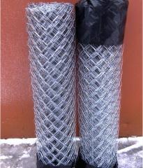 Сетка металлическая рабица