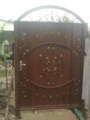 Кованые изделия, калитки, ворота,ограждения
