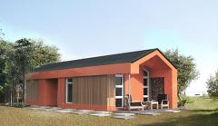 The modular house - grows together with a family!