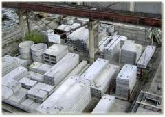 Железобетонные изделия для електроенергетики