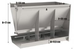 Fodder automatic machine for sagination, dry /