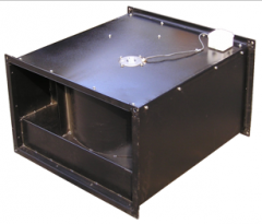 The fan channel rectangular for the VKP 300/150