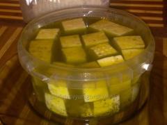 Сыр Фета В Оливковом Масле со специями 0,5 л