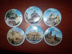To order (Lviv), badges to buy badges, brand