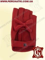 Перчатки женские без подкладки # 399 ж/бп
