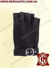 Перчатки женские без подкладки # 403 ж/бп