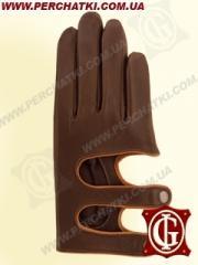 Перчатки женские без подкладки # 405 ж/бп