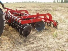 DL-2,5 hoeing plow