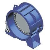 Backpressure rotary valve