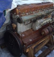 Двигатель локомотива В-6 (железнодорожный)