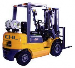 Fork gas / gasoline loader of CHL from 2 to 3.5