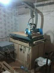 I will sell the ChPU EXCITECH SHG 0609 milling