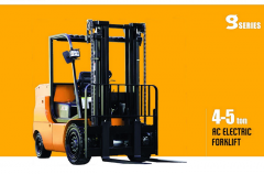 Fork CHL electric lift truck from 4 to 5.0 tons