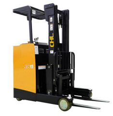 Richtrak (management standing) CHL with a loading