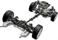 Части ходовые Toyota, Lexus, Honda, Mazda, Nissan,
