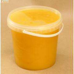 Натуральный подсолнечный мед 1400 г (1л)