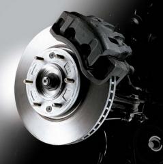 Системы тормозные автомобильные на Toyota, Lexus,