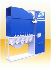 Зерноочистительный сепаратор САД-10