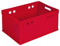 Ящик пластмассовый 600х400х300 (Е3) сплошной