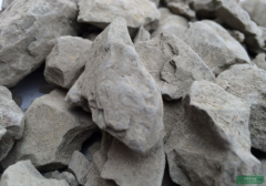 CLAY of blue lumpy 1 kg