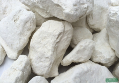 Clay of white lumpy 1 kg