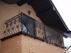 Handrail balcony shod BK-02