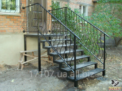 Ladders entrance metal VL-01