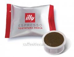 Кофе в капсулах illy Espresso Tostatura Media 100 шт.