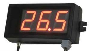 Цифровой термометр, измеритель влажности