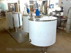Bath prolonged pasteurization TTP-300