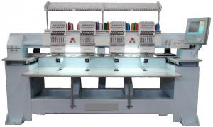 The embroidery machine, the Embroidery machine to