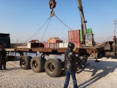 20 футовый контейнер платформа 01_06_02_14900м