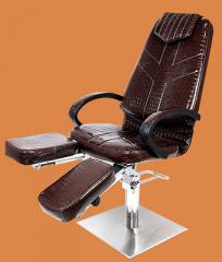 Chairs for a pedicure