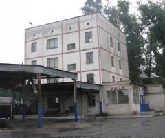 Office building. Kupyansk - 600 sq.m. 1993 of