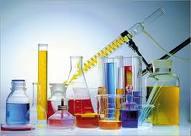 Laboratory glassware. A laboratory glassware cheap