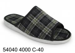 Men's slippers - slippers number 54040 4000